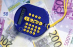 Euro calculator image Central Audiovisual Library, European Commission