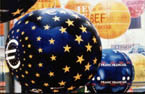 Euro balloons Central Audiovisual Library, European Commission